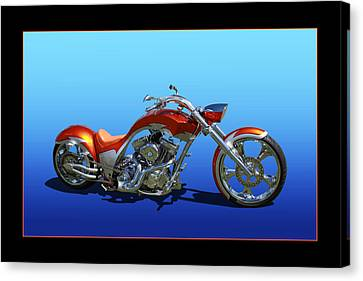 Canvas Print featuring the photograph Customized Perfection by Keith Hawley
