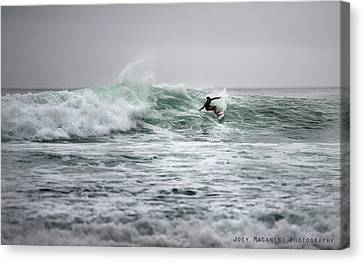 Cutback Canvas Print by Joey  Maganini
