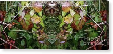 Cycle 4 - Autumn Canvas Print