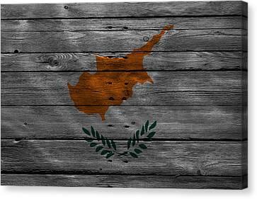 Cyprus Canvas Print by Joe Hamilton