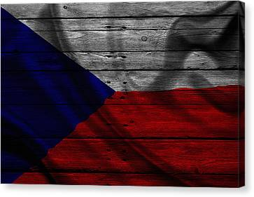 Czech Republic Canvas Print by Joe Hamilton