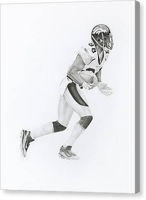 D Thomas 88 Canvas Print
