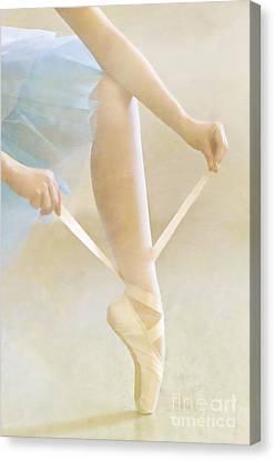 Pointe - D009020-b Canvas Print