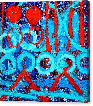 Da Capo Canvas Print