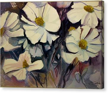 Daisies I Canvas Print