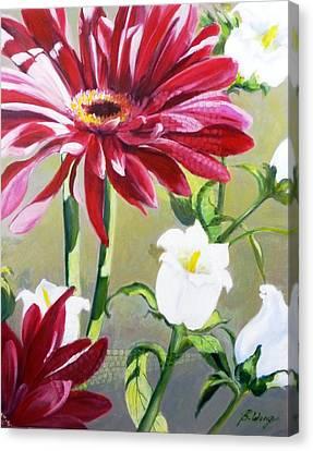 Daisy Delight - 2 Canvas Print