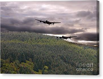 Dambusters Dream  Canvas Print