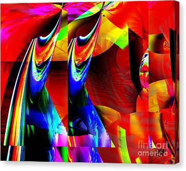 Dance Canvas Print by Hai Pham