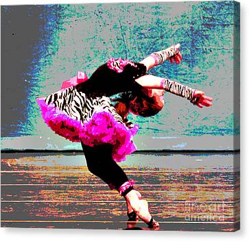 Dancevii Canvas Print