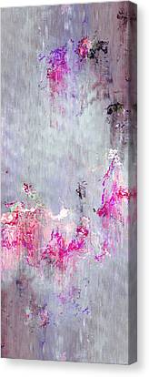 Dancing In The Rain - Abstract Art Canvas Print by Jaison Cianelli