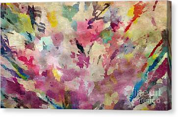 Dancing In The Wind Canvas Print by Cindy McClung