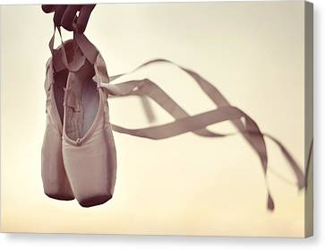 Dancing On The Wind Canvas Print