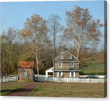 Daniel Boone Homestead Canvas Print