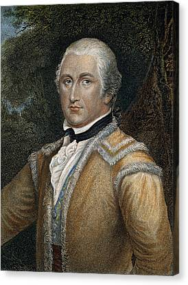 Daniel Canvas Print - Daniel Morgan (1736-1802) by Granger