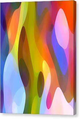 Dappled Light 4 Canvas Print