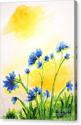 Daring Dream Canvas Print