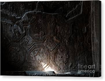 Dark Corners Canvas Print