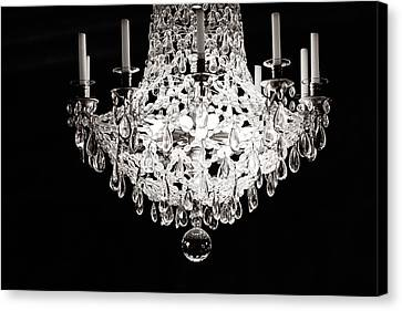 Chandelier Canvas Prints | Fine Art America