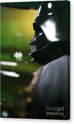 Darth Vader Canvas Print by Micah May