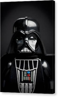 Darth Vader Canvas Print by Samuel Whitton