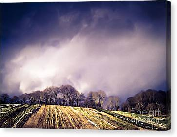 Dart's Farm Canvas Print by Jan Bickerton