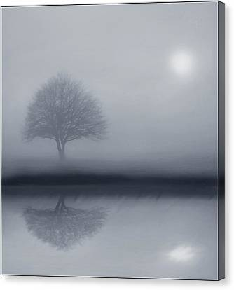 Dawn Whispers Canvas Print by Adrian Campfield