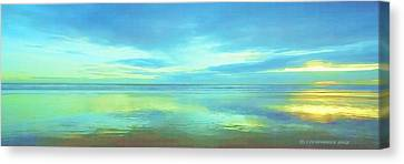 Dawning Glory Canvas Print