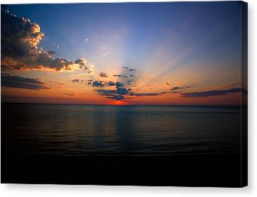 Dawning Of A Brand New Day 2 Canvas Print