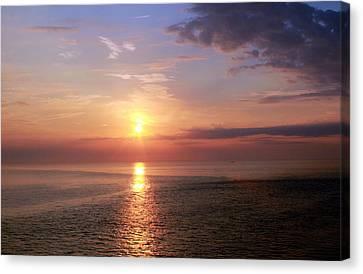 Dawning Sunrise Canvas Print