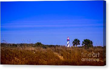 Dawns Early Light Canvas Print by Marvin Spates