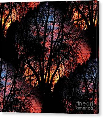 Sunrise - Dawn's Early Light Canvas Print by Luther Fine Art