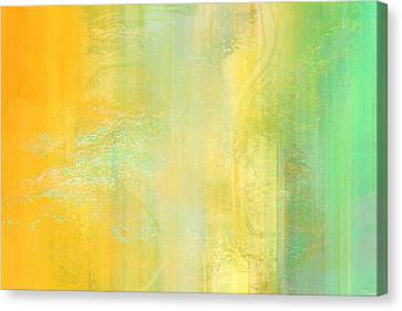 Print On Canvas Print - Day Bliss - Abstract Art by Jaison Cianelli