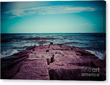 Day Off Canvas Print by Will Cardoso