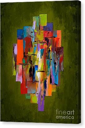 Daybreak Canvas Print by Larry Martin