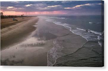 Daybreak Canvas Print by Tammy Espino