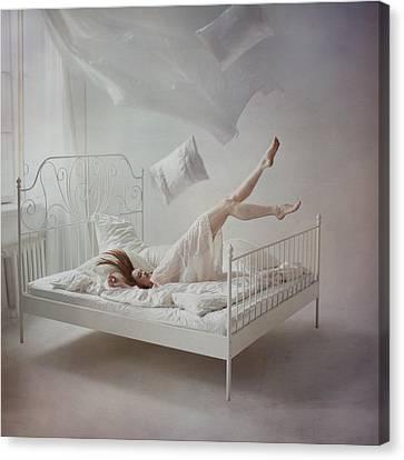 Surrealism Canvas Print - Daydream by Anka Zhuravleva