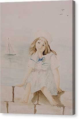 Daydream Canvas Print by Cindy Heil