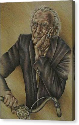 Daydreamer Canvas Print by Lisa Marie Szkolnik