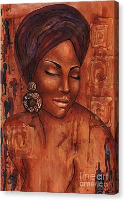 Daydreaming Canvas Print by Alga Washington