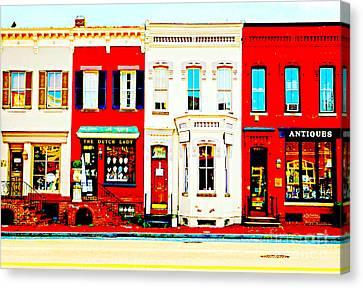 Dc Shops 4822 3311 003 Canvas Print
