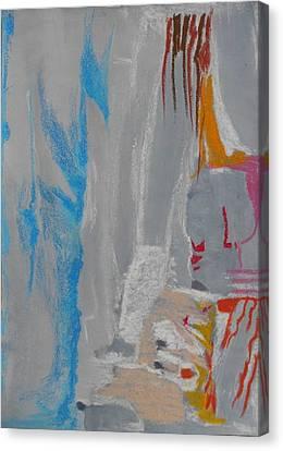 De231 Canvas Print by Ulrich De Balbian