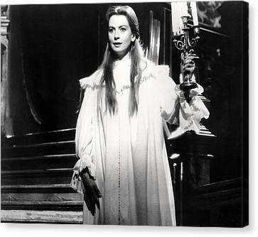 Deborah Kerr In The Innocents  Canvas Print by Silver Screen