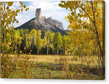 Deb's Meadow Canvas Print by Eric Glaser