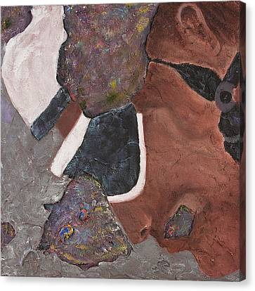 Decay 1 Canvas Print by Darice Machel McGuire