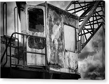 Decayed Glory - 5 Canvas Print by Rudy Umans