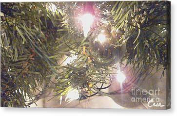 Deck The Halls 2011 Canvas Print by Feile Case