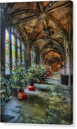 Deck The Halls Canvas Print