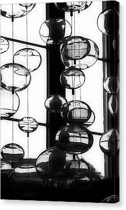 Decorative Balls Canvas Print by Selke Boris