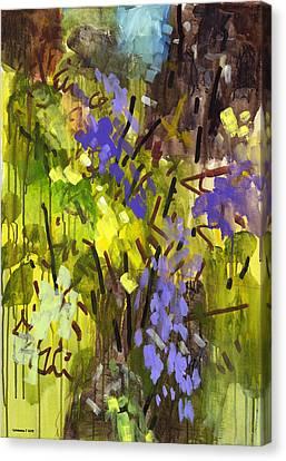 Deep In Summer Canvas Print