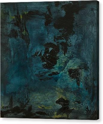 Deep Realm Canvas Print